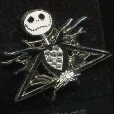 Jack Skellington Spiderweb Jeweled Disney Pin 56750