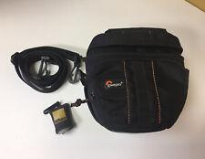 Lowepro Adventura TLZ 15 Black Toploading Bag DSLR Camera Case Vintage
