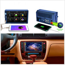 7Inch HD 1080P 2Din Touch Screen Car Autos Stereo Bluetooth MP5 Player AM/FM RDS
