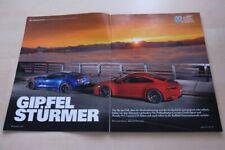 Sport Auto 1657) Chevrolet Corvette Grand Sport mit 466PS besser als...?