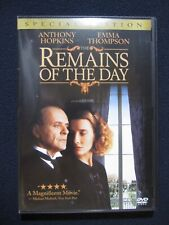 The Remains of the Day (Special Edition) [DVD]