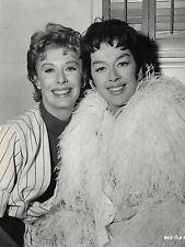 "Gwen Verdon ""DAMN YANKEES"" and Rosalind Russell ""AUNTIE MAME"" 1956 Press Photo"