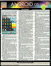 Quick Study Barcharts (Android OS Phone & Tablet Lollipop) Trifold