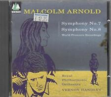 Symphonies Nos. 7 And 8 : Sir Malcolm Arnold