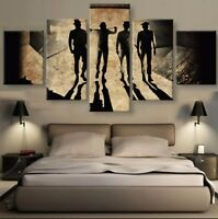 5pcs CANVAS CLOCKWORK ORANGE Wall Art Picture - HD Printed Poster Home Decor