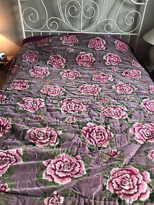 Cox and Cox bedspread