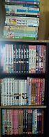 Pick 8 Shojo Manga, Alice 19th, Hot Gimmick, Vampire Knight