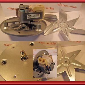 Motore con ventola per forno ventilato universale 20W 230V