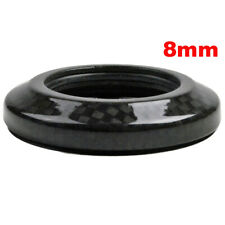 """OMNI Racer WORLDS LIGHTEST Integrated Headset Conical Carbon Spacer 1-1/8"""" 8mm"""