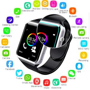 Reloj Pulsera Inteligente Smartwatch Bluetooth compatible con Android Samsung