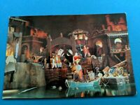 Walt Disney World Plundering Pirates Postcard Pirates of Caribbean