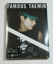 SHINee TAEMIN FAMOUS Limited Edition A Japan CD NEW