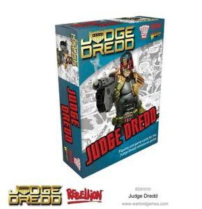 JUDGE DREDD- JUDGE DREDD Miniature WARLORD GAMES  2000AD IN STOCK!!!!!!