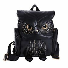 Very Cool Large Harry Potter Style Owl With Multi Pockets  Light Weight Backpack