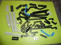Lego Technik: Sortiment Lochsteine und Liftarme