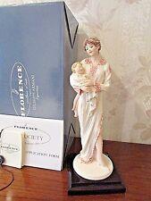 "G. Armani Figure Figurine Statue Sculpture ""Morning Joy"" Mother Child Maternity"