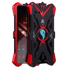 ZIMON Metal Aluminum Body Cover Shockproof Armor For Asus ROG Phone 2 II ZS660KL