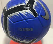 Nike Strike Soccer Ball Racer Blue/Black / Size- 4 / Sc3310 410