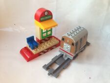 LEGO Duplo Eisenbahn Lok - Thomas & Friends - Toby in Wellsworth - Set 5555 -TOP