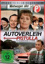"2 DVDs *  AUTOVERLEIH PISTULLA - DIE KOMPLETTE 13-TEILIGE SERIE  # NEU OVP """