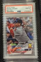 Rafael Devers 2018 Topps #18 RC PSA 10 GEM MINT