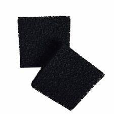 2 x Compatible Carbon Foam Filter Pads Suitable For Juwel Compact / BioFlow 3.0