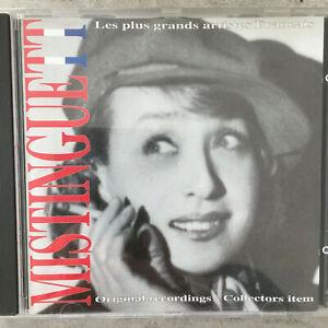 MISTINGUETT: Original Recordings (NL CD PMF 90.723-2 / neu)
