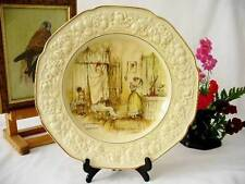 1930's Cabinet Plate - Crown Ducal - Florentine - Mr Pickwicks Quandry -