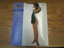 Levante Solare Stay Ups Stockings Glace Tall NIP