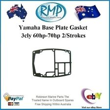 A Brand New Yamaha Powerhead Mounting Gasket 60hp-70hp 3cyl # R 6H3-45113-A0