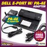 Dell E-Port Docking Station Replicator E6220 E6230 E6320 E6330 +PA-4E AC Adapter