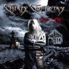 "Chris Caffery ""House Of Insanity"" CD SEALED Savatage Trans-Siberian Orchestra"