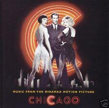 CHICAGO - SOUNDTRACK CD (RICHARD GERE) 18 Trk OST *NEW*