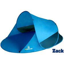 Top ***** Pop Up Strandmuschel Zack II  Sonnenschutz Windschutz