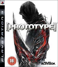Prototype PS3 * en excellent état *