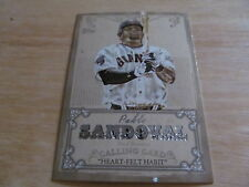 2013 Topps Pablo Sandoval Calling Card  #CC-14 (Giants)