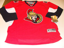 2011-12 Ottawa Senators Home Red Hockey Jersey Child L/XL Reebok Youth NWT