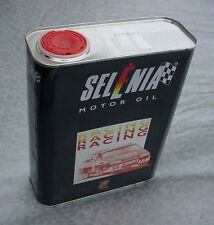 Alfa Romeo Selenia Racing engine oil lubricant