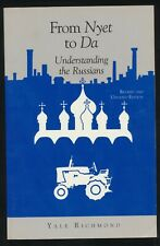 From Nyet - Da Understanding the Russians Culture Customs Business Yale Richmond