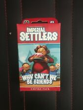 Imperial Settlers Why Can't We Be Friends Empire Pack Board Portal Games