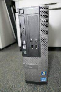 Dell Optiplex 3010 Win 7 Pro 250GB HDD 4GB Ram i3 64Bit DVD-RW Rom