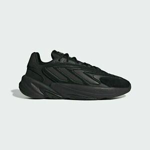 [H04250] Adidas OZELIA Men's Fashion Running Shoes Black *NEW*