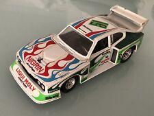Jouet Ancien Burago Ford Capri Turbo Nigrin 1/24