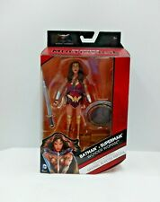 "Batman v. Superman Wonder Woman Action Figure Dc Comics Multiverse 12"" 2015"