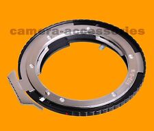 Nikon Aperture control lens to all Canon EOS EF DSLR camera mount adapter ring F