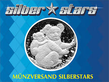 1/2 OZ 999 Silber Silver - 50 cent Koala 2008 TOP