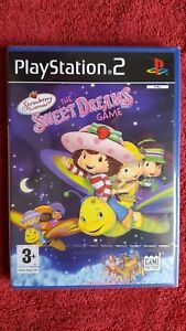 STRAWBERRY SHORTCAKE  THE SWEET DREAMS GAME SONY PLAYSTATION 2 PS2 PAL VGC