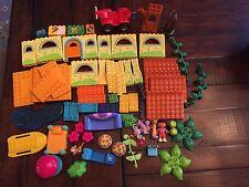 Dora And Diego Mega Blocks 73 Pieces