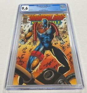 Youngblood: Strikefile Issue #3 Image Comics 1993 CGC Graded 9.6 Comic Book