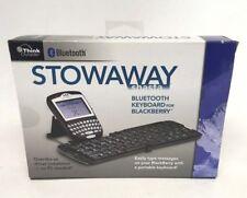 Think Outside Stowaway Shasta Bluetooth Keyboard for Blackberry